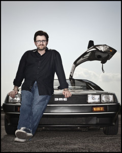 Ernie Cline and the Ecto88